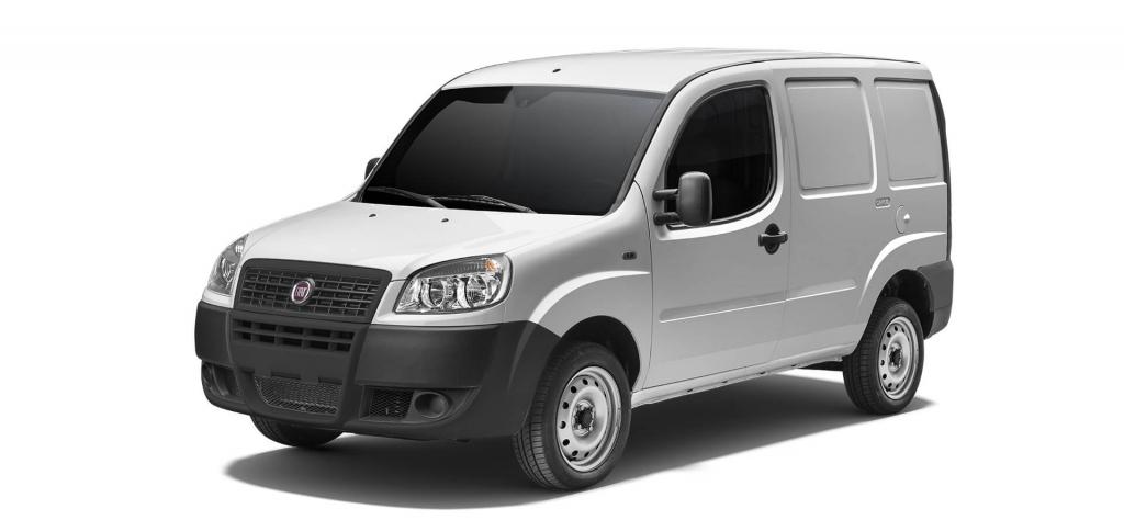 Doblò Cargo - Branco Banchisa - Tropical Veículos - Concessionária Fiat em Boa Vista Roraima