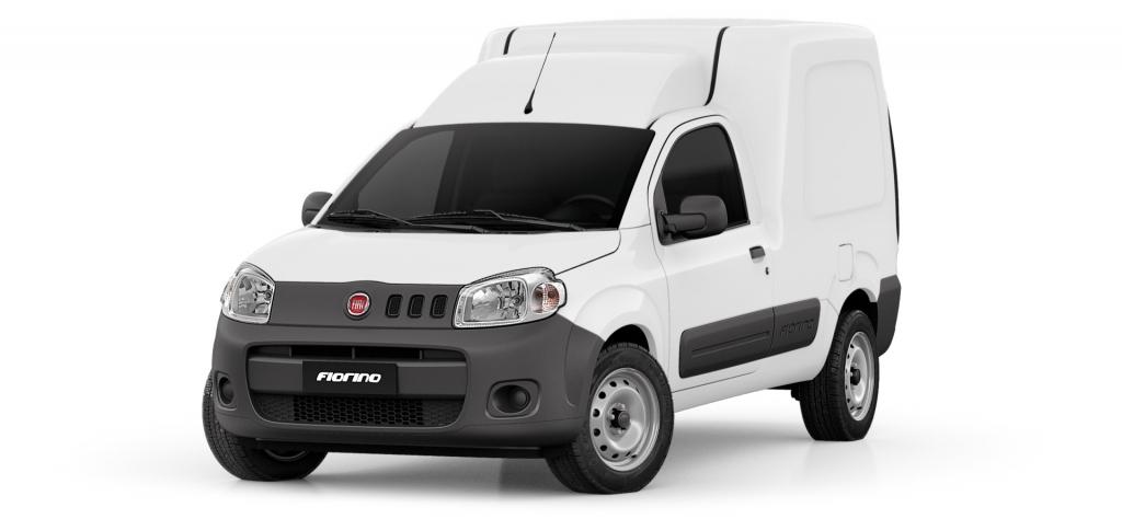 Fiorino - Branco Banchisa - Tropical Veículos - Concessionária Fiat em Boa Vista Roraima