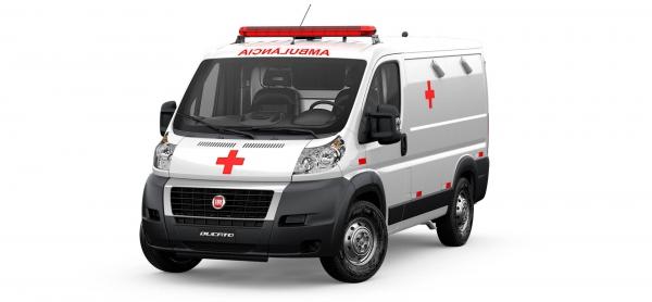 Ducato - Ducato Ambulância SR 2.3 Diesel 4P - Tropical Veículos - Concessionária Fiat em Boa Vista Roraima