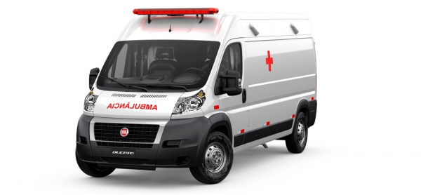 Ducato - Ducato Ambulância SR L 2.3 Diesel 4P - Tropical Veículos - Concessionária Fiat em Boa Vista Roraima