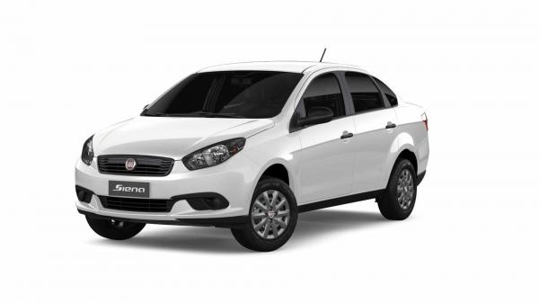 Grand Siena - Grand Siena 1.4 Flex - Tropical Veículos - Concessionária Fiat em Boa Vista Roraima
