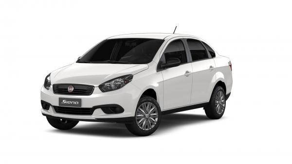Grand Siena - Grand Siena Attractive 1.4 Flex - Tropical Veículos - Concessionária Fiat em Boa Vista Roraima