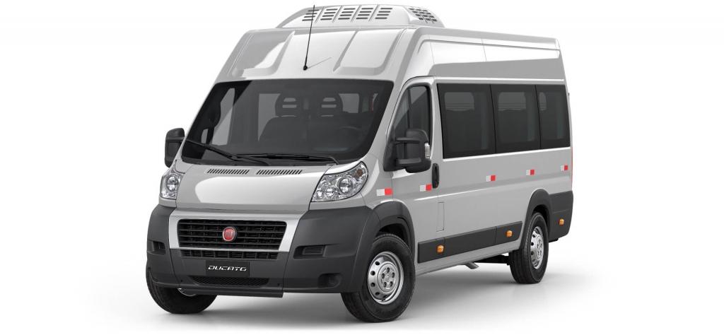 Ducato - Prata Metálico - Tropical Veículos - Concessionária Fiat em Boa Vista Roraima